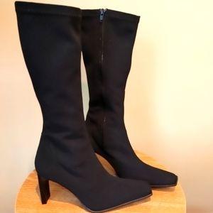 Annabella Club Stretch fabric upper Boots size 39/8.5